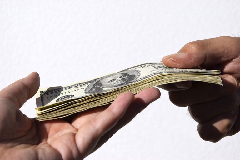 Задаток на торгах по банкротству